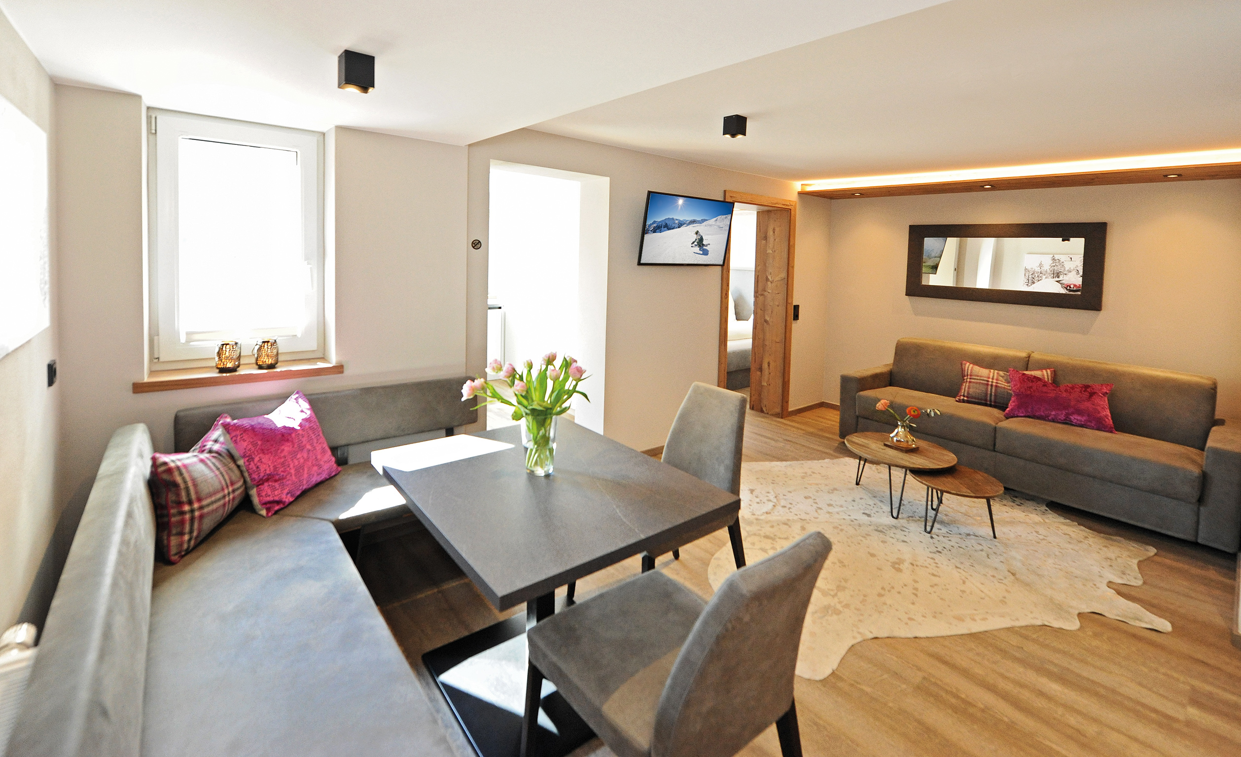 Appartement 6 - Haus-Scharnagl