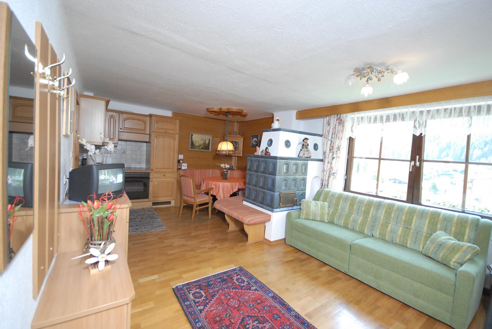 Appartement 4 - Haus-Scharnagl