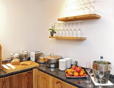 Frühstücksraum - Haus-Scharnagl